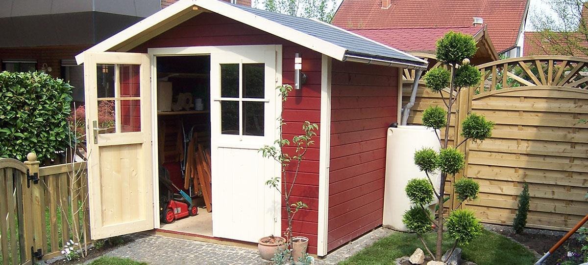 Zaunbau klein gartengestaltung landschaftsbau for Gartengestaltung klein